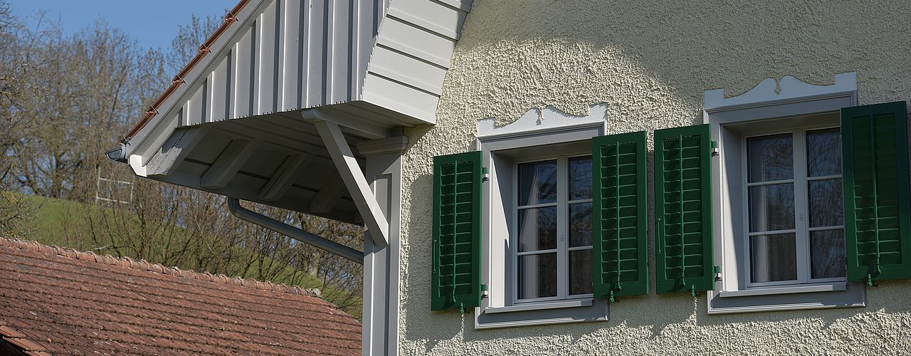 Zehntenhof knutwilreferenzen detail - 2 bs architekten ...